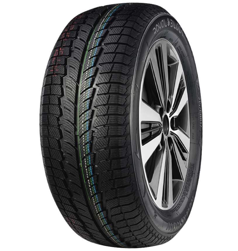 real de la nieve, HP WINTER CAR TYRE